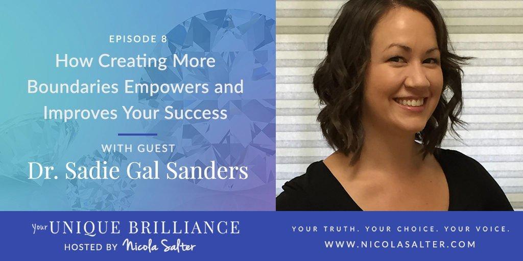 Dr Sadie Gal Sanders