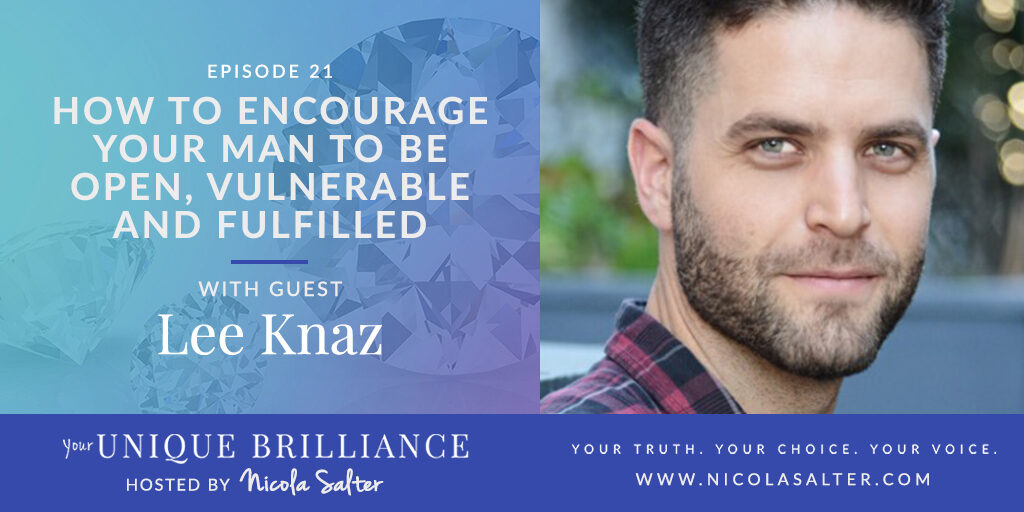 Lee Knaz on Your Unique Brilliance With Nicola Salter